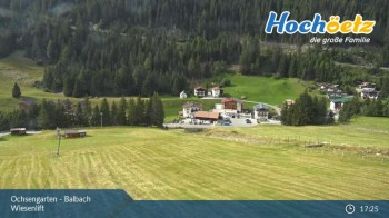 Hochoetz - Balbach-Wiesenlift