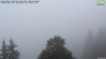 Hochrieshütte - DAV Sektion Rosenheim - Blick nach Süden