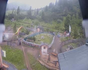 Hochzillertal: Blick von Kaltenbacher Skihütte, Zillertal (Tirol)