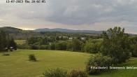 Hohegeiß Braunlage Blick über das Tal