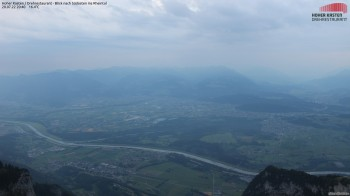 Webcam Hoher Kasten Rheintal 1772 M Appenzell Region