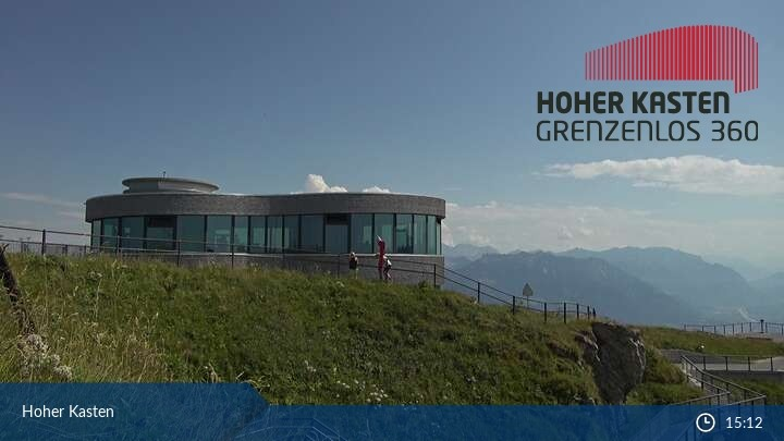 Webcam Hoher Kasten Live Webcam 0 M Appenzell Region