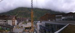 Hotel Edelweiss & Gurgl - view over Obergurgl