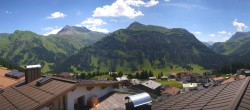 Hotel Goldener Berg: village view Oberlech