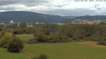 Ilmenau: Blick Richtung Kickelhahn
