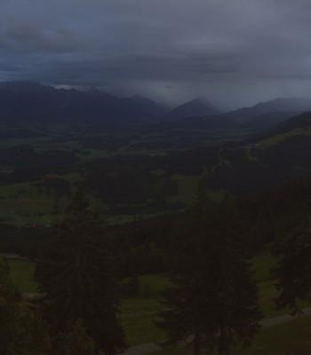 Immenstadt - Panoramablick Mittagbahn