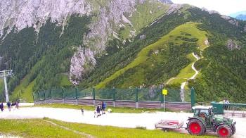 Jenner: Bergstation