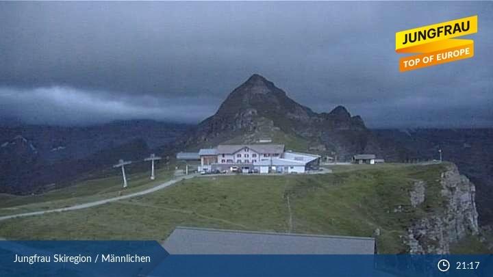 Jungfrau Skiregion / Männlichen