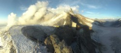 Jungfraujoch: Panoramic View