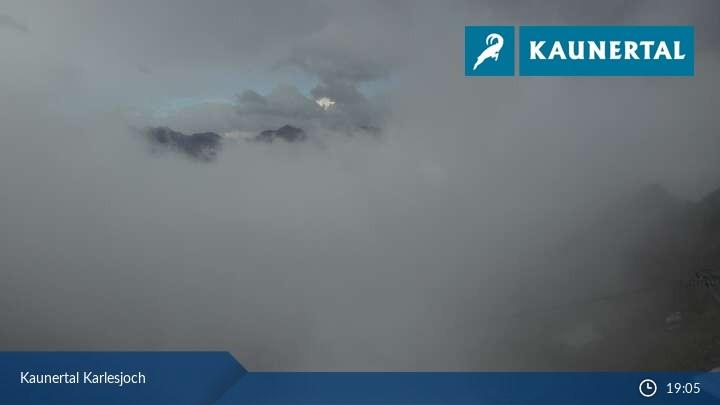 Kaunertaler Gletscher: Karlesjoch