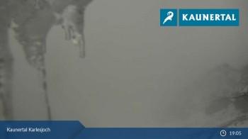Karlesjoch - Kaunertaler Gletscher
