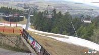 Klinovec: Chair Lift Suzuki