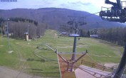 Kliny - top station chair lift