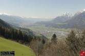 Kogelmoos - Blick über Schwaz