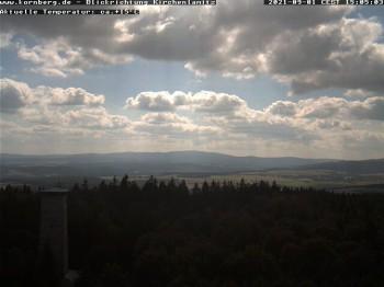 Kornberg Blick Süd-West