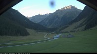 Krimmler Tauernhaus Mountain Hut - Webcam South