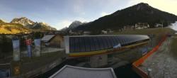 Kronplatz: Talstation Pedaga