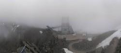 Peisey Vallandry - Bergstation Gondel L`Aiguille Rouge