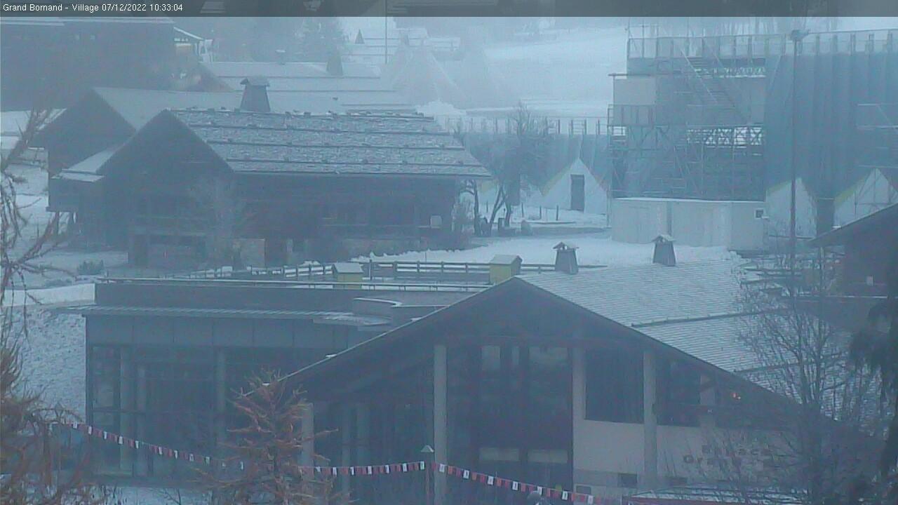 Webcam La Maison Du Patrimoine Grand Bornand 929 M
