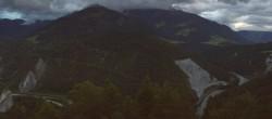 Laax - Rhine Canyon