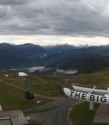 Laax: Snowpark Crap Sogn Gion
