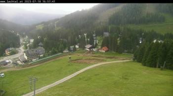 Skigebiet Lachtal: Talstation