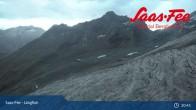 Saas-Fee: Bergstation Längfluhbahn