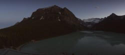Lake Louise: The Fairmont Chateau