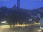 Lennestadt: Thomas-Morus-Platz und Kirche in Altenhundem