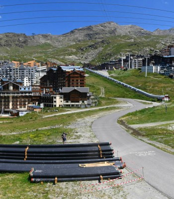 Les 3 Vallées - Talstation Val Thorens