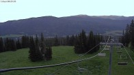 Alpine Lift at Bridger Bowl Ski Resort