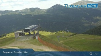 Live Cam Turracher Höhe: Panoramablick Kornock