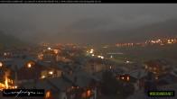 Livigno: view town center