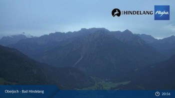 Location: Bad Hindelang/Oberjoch (1380m)
