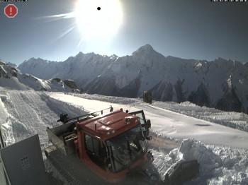 Skigebiet Lötschental Lauchernalp Gletscherbahn