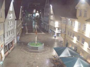 Webcam Aalen Marktplatz
