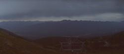 Marmot Basin - 360 degree view