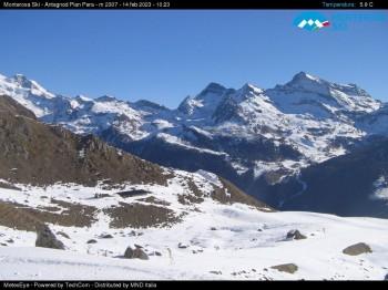 Monerosa Ski - Antagnod Top station