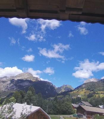 La Chapelle d´Abondance: Mont Chauffé & Cornettes de Bise