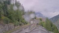 Montenvers Bahnstation Chamonix
