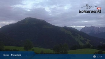 Moserberg at Kössen Ski Resort