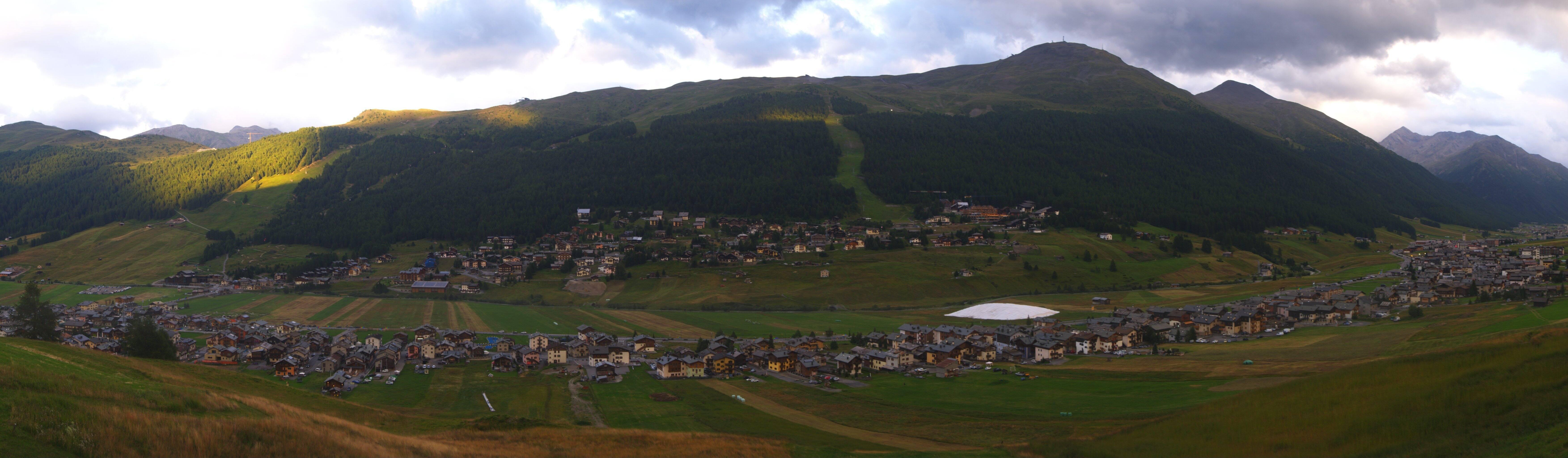Livigno: Skiort und Mottolino Fun Mountain