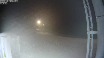 Skigebiet Mount Baw Baw - Abfahrt Hut Roll