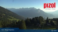 """mountain """"Furt"""", ski resort Pizol"""