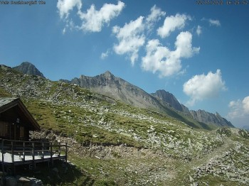 Mountain hut Dachberghütte