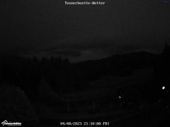 mountain hut Tonnerhütte
