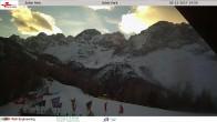 mountain station Pian del Crep