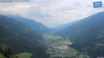Municipality Obervellach: mountain inn Himmelbauer
