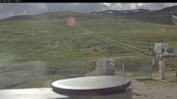 Myrkdalen: Schlepplift Krani