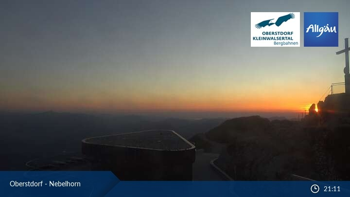 Oberstdorf: Nebelhorn Bergstation